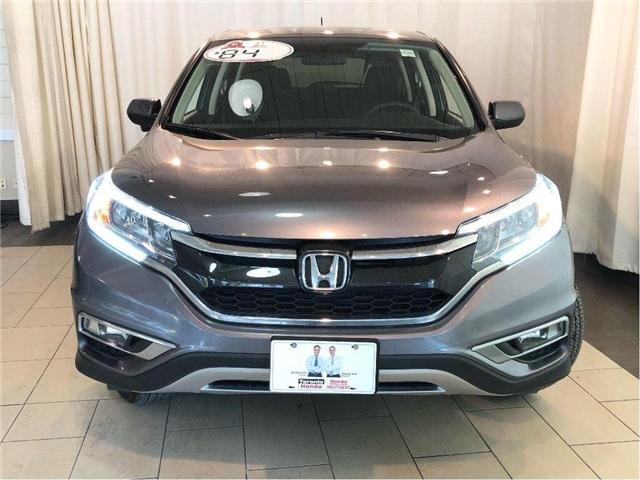 2015 Honda CR-V EX AWD w/ Honda Remote Starter | Alloys | Sunroof (Stk: 38494) in Toronto - Image 2 of 30