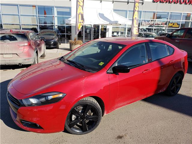 2014 Dodge Dart SXT (Stk: P4513) in Saskatoon - Image 1 of 22