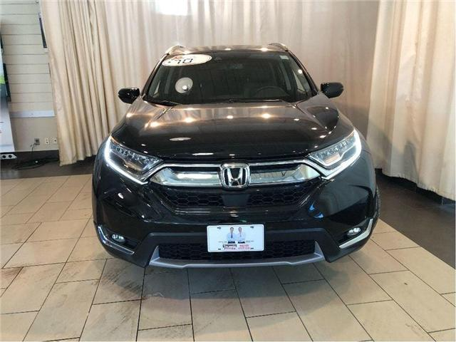 2017 Honda CR-V Touring | Navigation | Leather | Sunroof | Clean C (Stk: 38536) in Toronto - Image 2 of 30