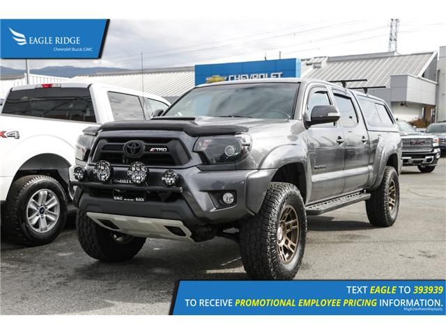 2014 Toyota Tacoma V6 (Stk: 140223) in Coquitlam - Image 1 of 6