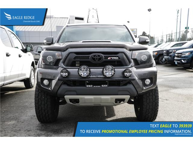2014 Toyota Tacoma V6 (Stk: 140223) in Coquitlam - Image 2 of 6