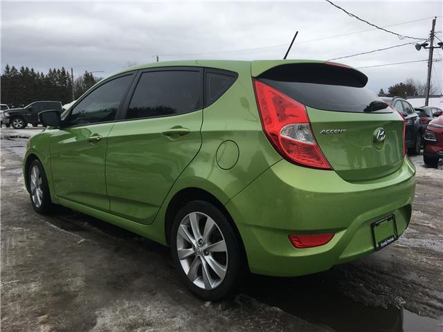 2012 Hyundai Accent GLS (Stk: 19207A) in Pembroke - Image 3 of 21