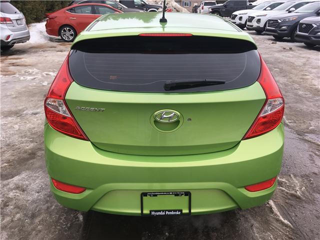 2012 Hyundai Accent GLS (Stk: 19207A) in Pembroke - Image 4 of 21