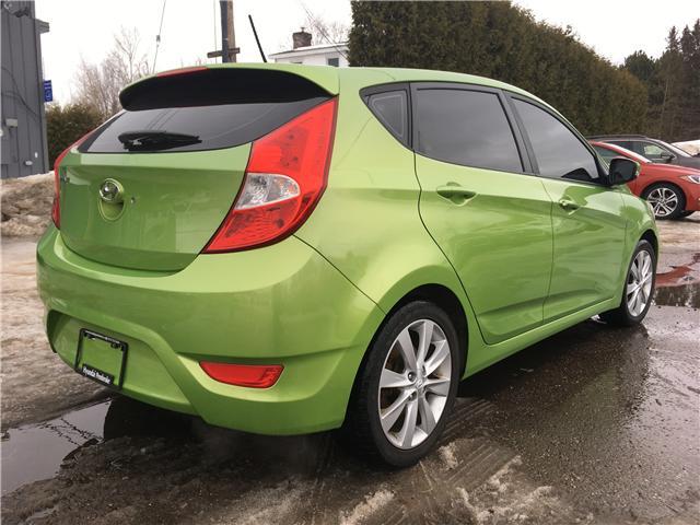 2012 Hyundai Accent GLS (Stk: 19207A) in Pembroke - Image 5 of 21