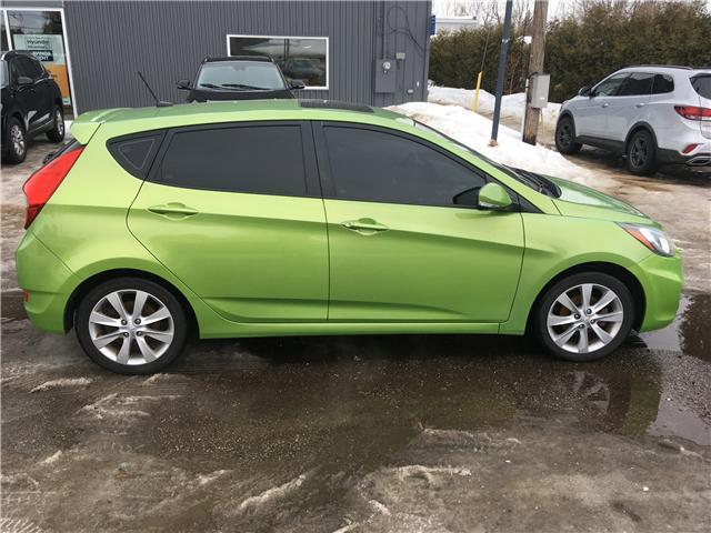 2012 Hyundai Accent GLS (Stk: 19207A) in Pembroke - Image 6 of 21