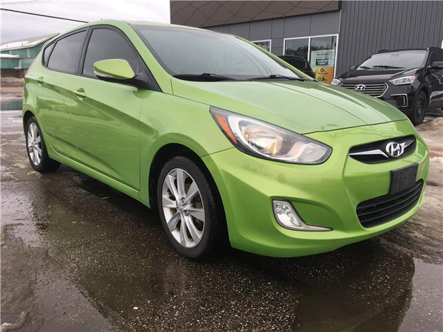 2012 Hyundai Accent GLS (Stk: 19207A) in Pembroke - Image 7 of 21