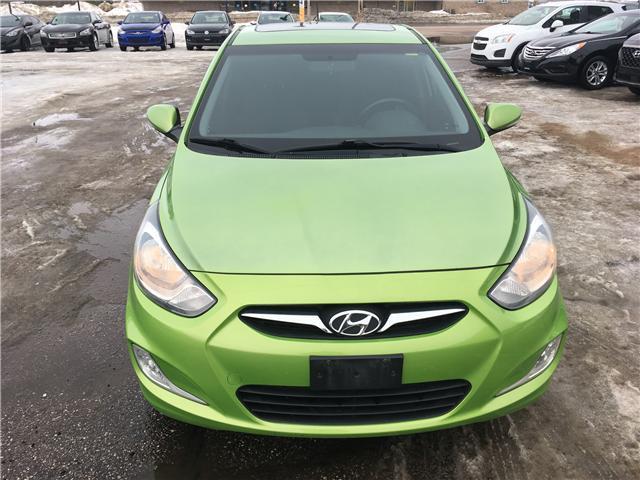 2012 Hyundai Accent GLS (Stk: 19207A) in Pembroke - Image 8 of 21