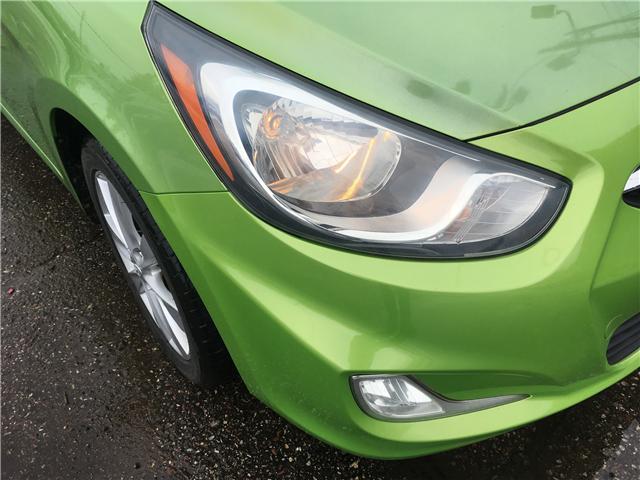2012 Hyundai Accent GLS (Stk: 19207A) in Pembroke - Image 9 of 21