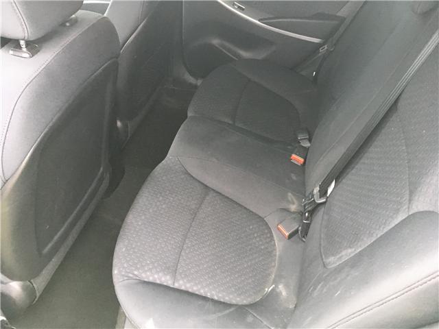 2012 Hyundai Accent GLS (Stk: 19207A) in Pembroke - Image 11 of 21