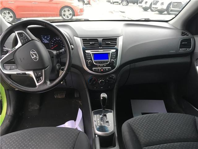 2012 Hyundai Accent GLS (Stk: 19207A) in Pembroke - Image 12 of 21
