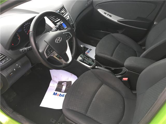 2012 Hyundai Accent GLS (Stk: 19207A) in Pembroke - Image 13 of 21