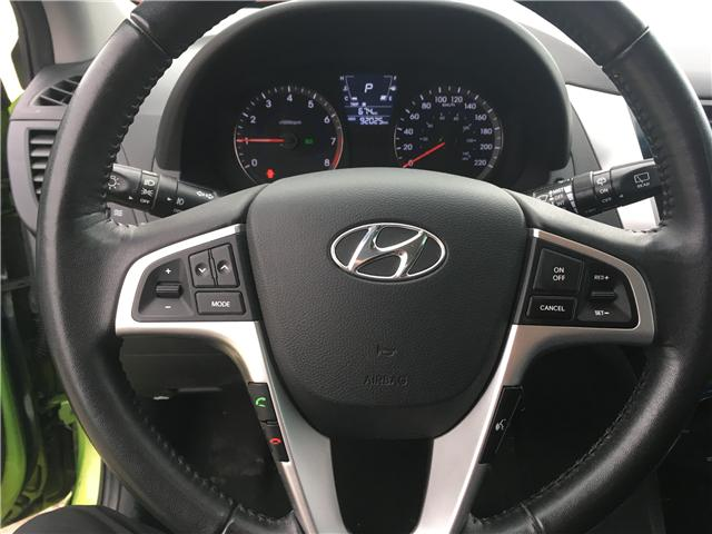 2012 Hyundai Accent GLS (Stk: 19207A) in Pembroke - Image 15 of 21