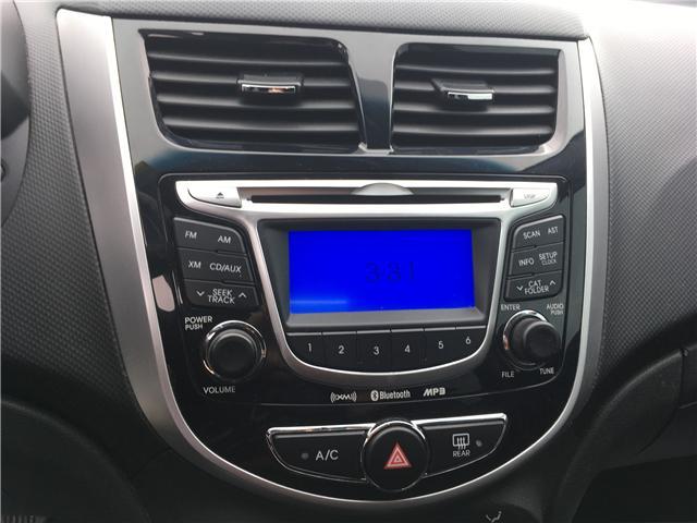 2012 Hyundai Accent GLS (Stk: 19207A) in Pembroke - Image 17 of 21