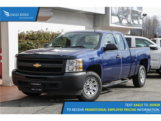 2013 Chevrolet Silverado 1500 WT (Stk: 139559) in Coquitlam - Image 1 of 14
