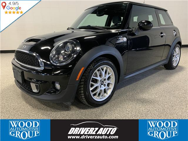 2011 MINI Cooper S Base (Stk: B11967A) in Calgary - Image 1 of 18