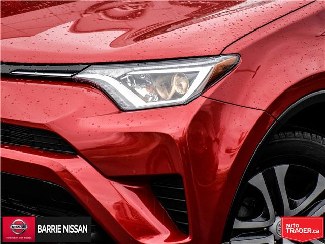2017 Toyota RAV4 LE (Stk: 19092A) in Barrie - Image 2 of 27