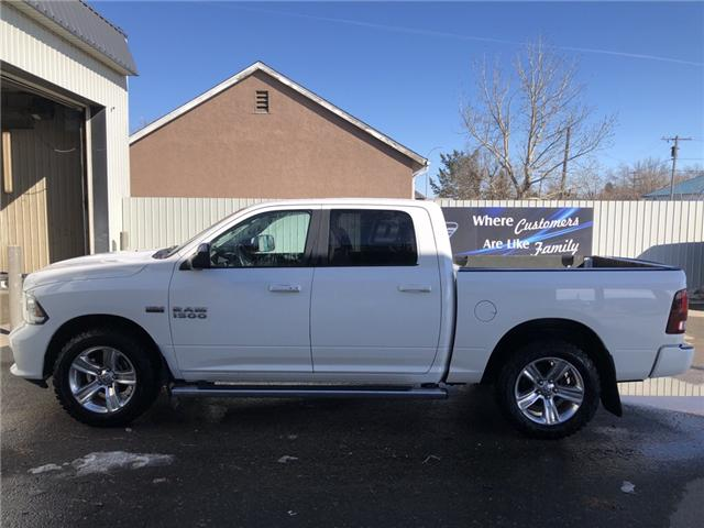 2017 RAM 1500 Sport (Stk: 14603) in Fort Macleod - Image 2 of 20