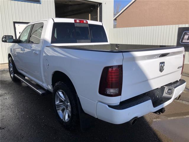 2017 RAM 1500 Sport (Stk: 14603) in Fort Macleod - Image 3 of 20