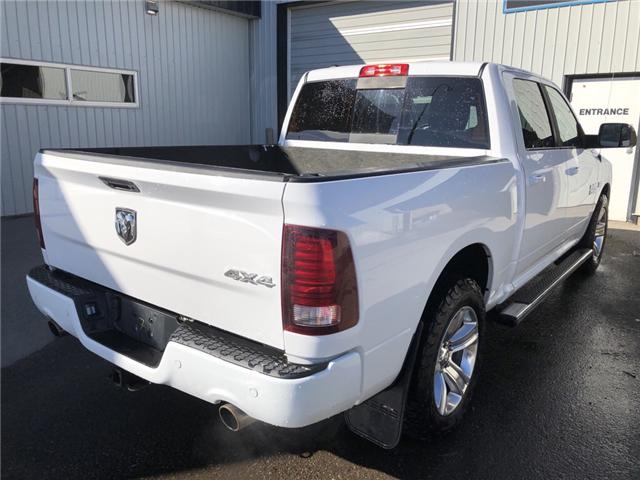 2017 RAM 1500 Sport (Stk: 14603) in Fort Macleod - Image 4 of 20