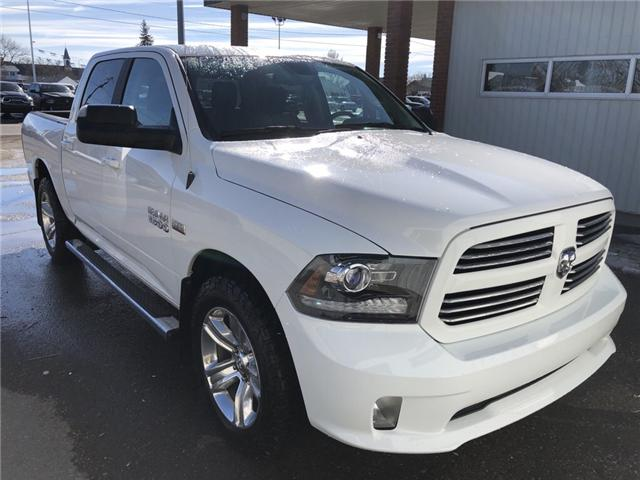 2017 RAM 1500 Sport (Stk: 14603) in Fort Macleod - Image 6 of 20