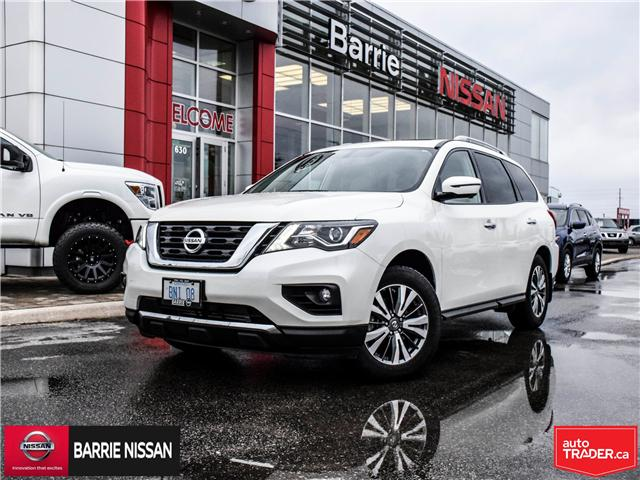 2019 Nissan Pathfinder SL Premium (Stk: 19053) in Barrie - Image 1 of 29