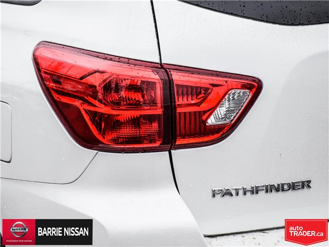 2019 Nissan Pathfinder SL Premium (Stk: 19053) in Barrie - Image 9 of 29