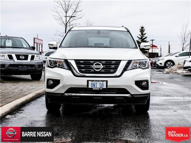 2019 Nissan Pathfinder SL Premium (Stk: 19053) in Barrie - Image 3 of 29