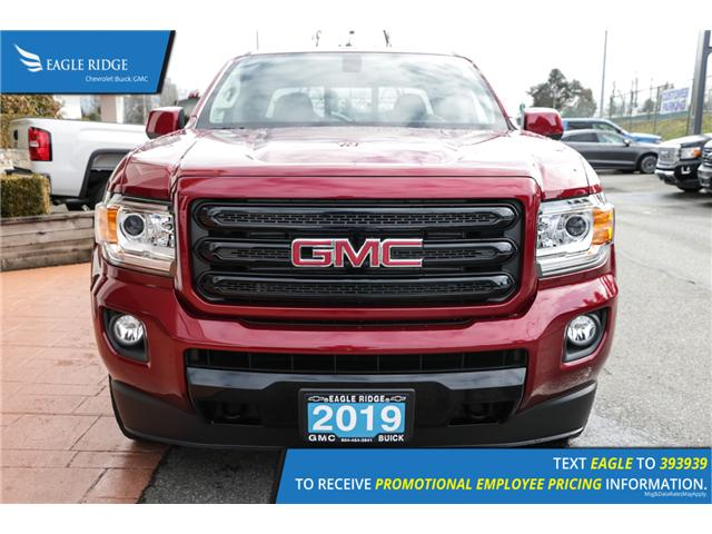 2019 GMC Canyon All Terrain w/Cloth (Stk: 98026A) in Coquitlam - Image 2 of 16