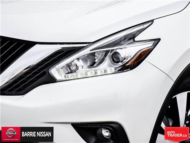 2016 Nissan Murano Platinum (Stk: P4540) in Barrie - Image 2 of 30