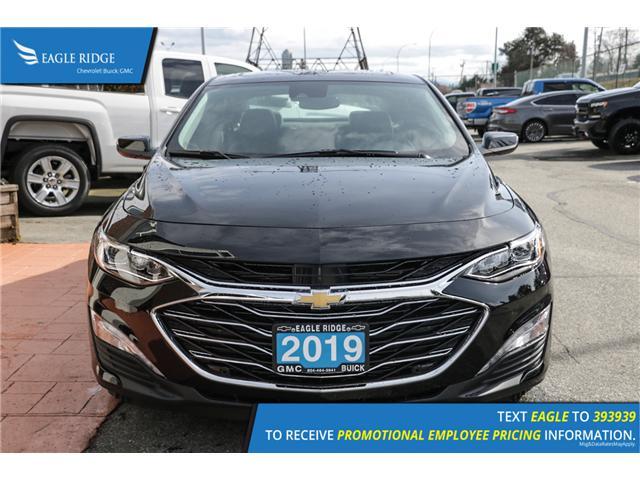 2019 Chevrolet Malibu Premier (Stk: 92000A) in Coquitlam - Image 2 of 18