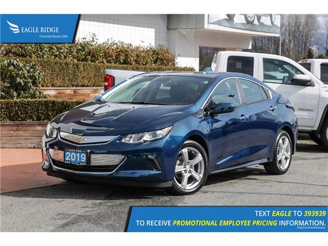 2019 Chevrolet Volt LT (Stk: 91225A) in Coquitlam - Image 1 of 16