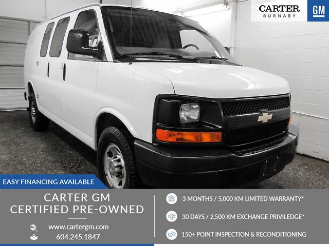 2014 Chevrolet Express 2500 2WT (Stk: P9-56430) in Burnaby - Image 1 of 24