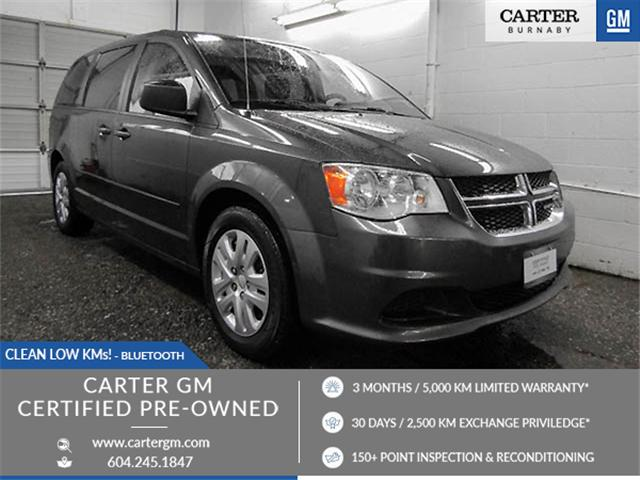 2015 Dodge Grand Caravan SE/SXT (Stk: D5-39511) in Burnaby - Image 1 of 24