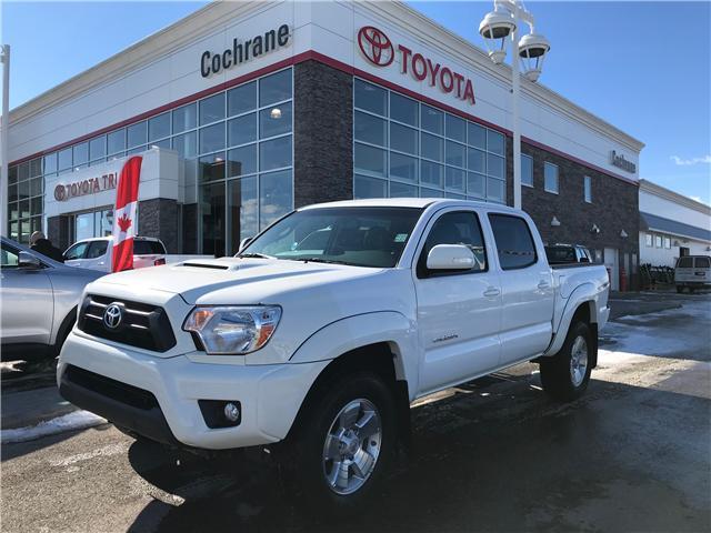 2012 Toyota Tacoma V6 (Stk: 180155A) in Cochrane - Image 1 of 13