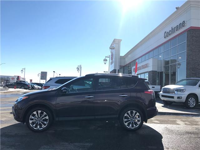 2018 Toyota RAV4 Limited (Stk: 190156A) in Cochrane - Image 3 of 13
