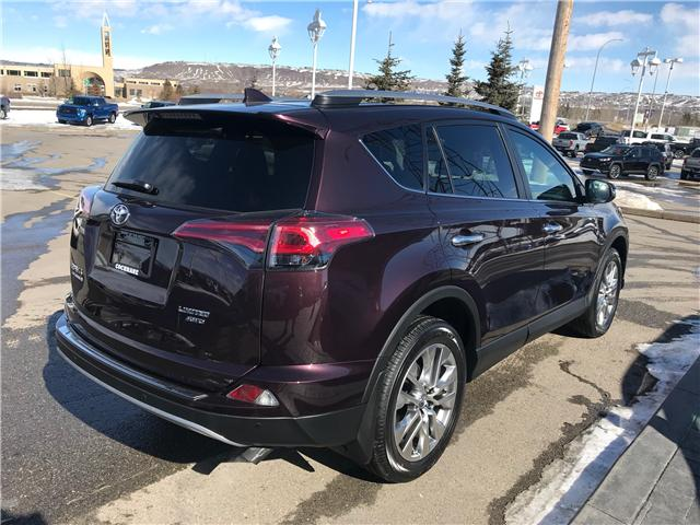 2018 Toyota RAV4 Limited (Stk: 190156A) in Cochrane - Image 5 of 13