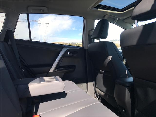 2018 Toyota RAV4 Limited (Stk: 190156A) in Cochrane - Image 8 of 13