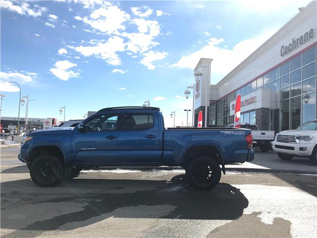 2017 Toyota Tacoma  (Stk: 190053A) in Cochrane - Image 3 of 14