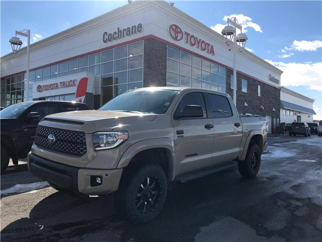 2018 Toyota Tundra SR5 Plus 5.7L V8 (Stk: 180109) in Cochrane - Image 1 of 14