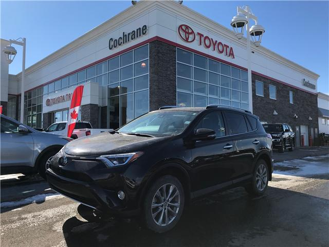 2016 Toyota RAV4 Limited (Stk: 190152A) in Cochrane - Image 1 of 21