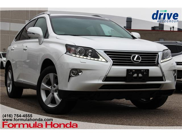 2014 Lexus RX 350 Base (Stk: B10982) in Scarborough - Image 1 of 30