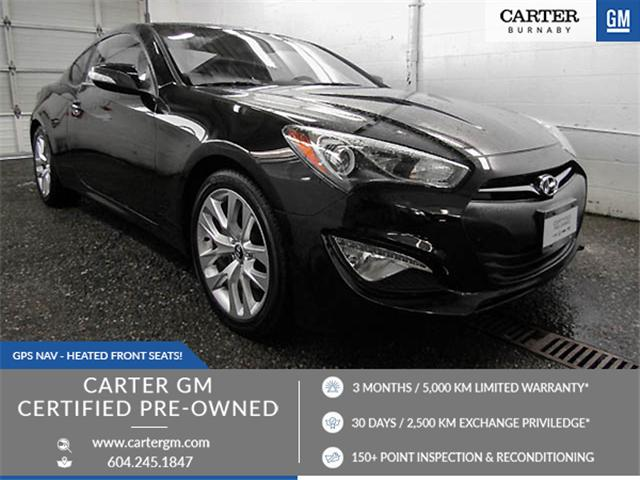 2016 Hyundai Genesis Coupe 3.8 Premium (Stk: D8-59681) in Burnaby - Image 1 of 23