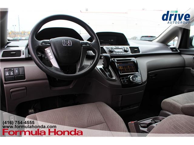 2014 Honda Odyssey EX (Stk: B11005) in Scarborough - Image 2 of 24
