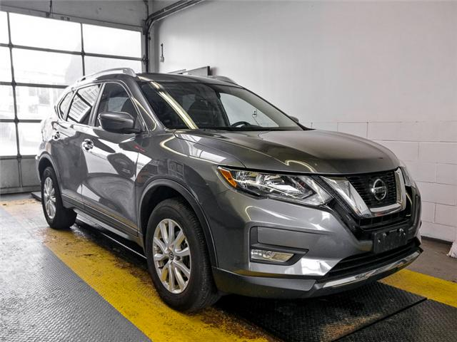 2018 Nissan Rogue SV (Stk: 9-6055-0) in Burnaby - Image 2 of 20