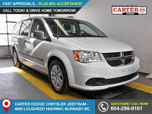 2014 Dodge Grand Caravan SE/SXT (Stk: 9-6047-0) in Burnaby - Image 1 of 22