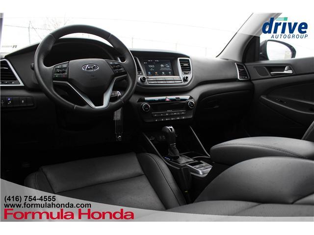 2018 Hyundai Tucson SE 2.0L (Stk: B11018R) in Scarborough - Image 2 of 31