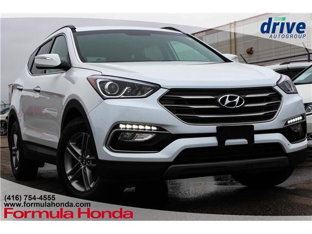 2018 Hyundai Santa Fe Sport 2.4 Base (Stk: B11019R) in Scarborough - Image 1 of 30