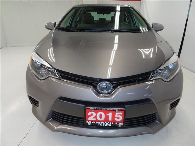 2015 Toyota Corolla LE (Stk: 36048U) in Markham - Image 2 of 24