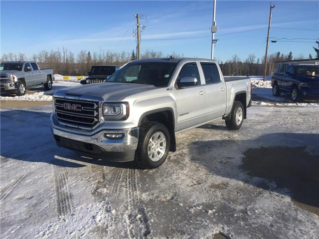 2017 GMC Sierra 1500 SLT (Stk: 18R38735B) in Devon - Image 2 of 12