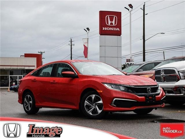 2019 Honda Civic LX (Stk: 9C366) in Hamilton - Image 1 of 20